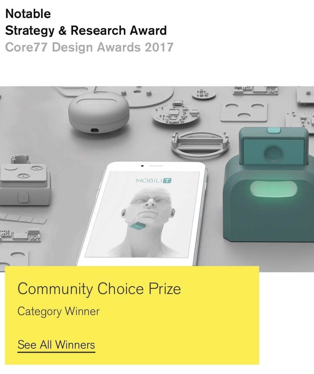 Core 77 award