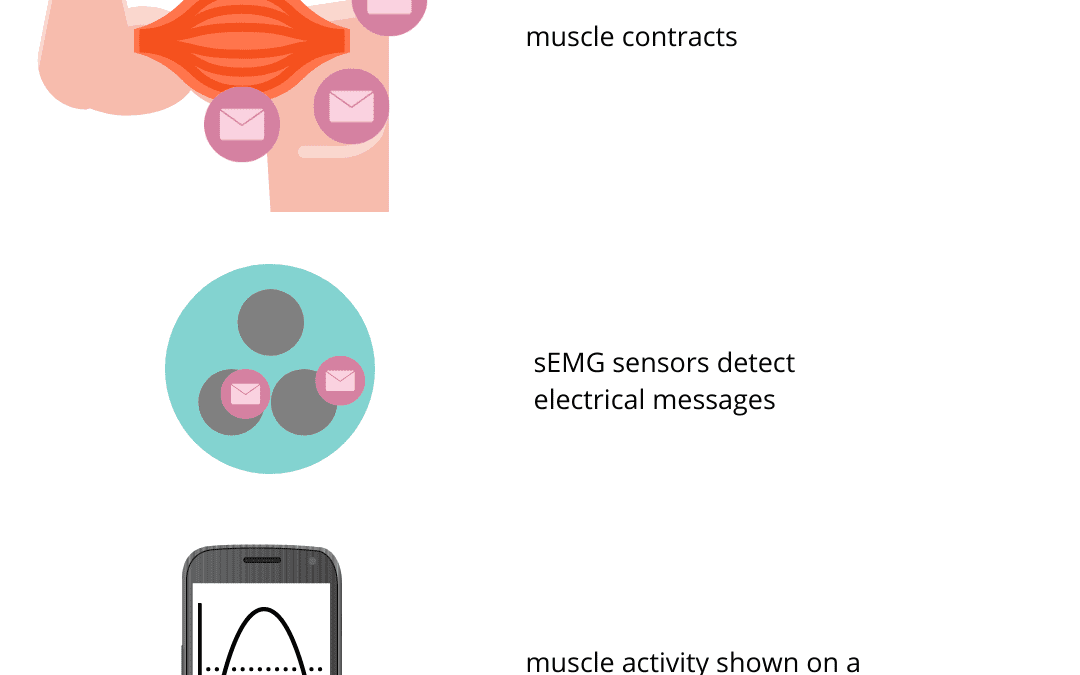 """What does it mean to """"see my swallow""""? Find out what is behind that sEMG biofeedback line"""